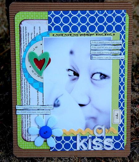 A Kiss CMK Entry